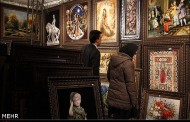تابلو فرش هایی با طرح های روح نواز/ وجود بیش از 300 گالری تابلوفرش در سردرود