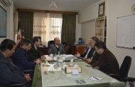بازدید استاندار آذربایجانشرقی از کارگاههای تابلوفرش سردرود
