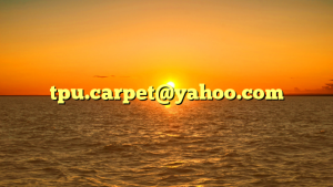 tpu.carpet@yahoo.com